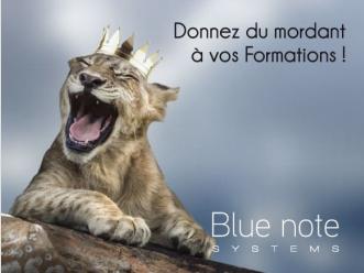 Nouvelle version du logiciel de gestion de formation chez Blue Note Systems